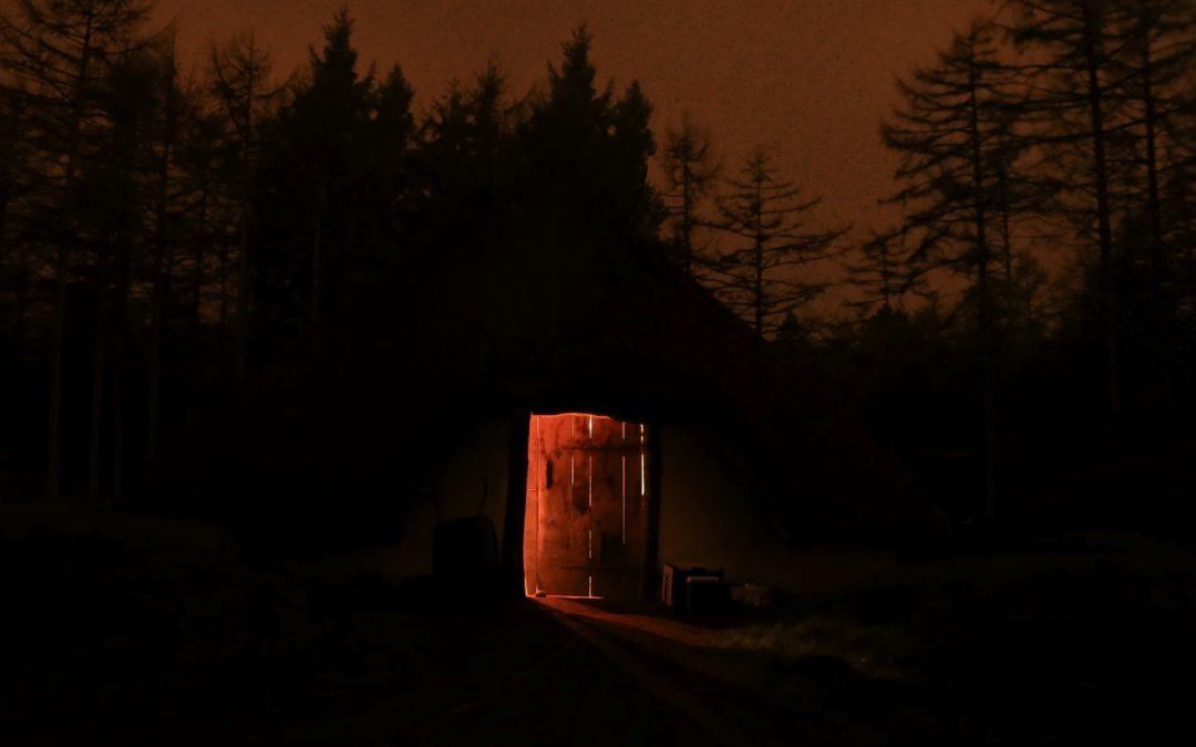 Short Story: Crimson Door